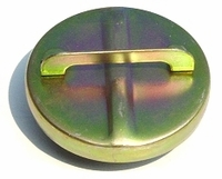 Gas Cap ~ Fits FJ60/62 ~  8/'80 to '90 ~ Aft Mrkt