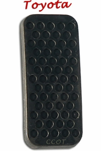 Gas Pedal Pad - 8/80 - 1/90 - TOYOTA