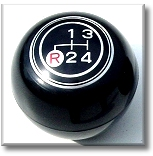Gear Shift Knob - 4-Speed - FJ40 -  '74 to '84 - TOYOTA