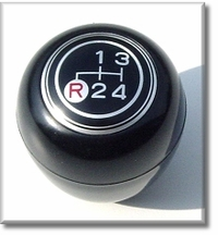 Gear Shift Knob - 4-Speed - FJ60 -  8/80 -  8/87 - TOYOTA