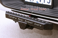 HFS™ Hitch Bumper Guard / Step