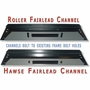 HFS� Winch Mounting Channels