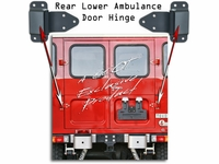 Hinge - Ambulance Door Lower Hinge - Aftermarket