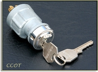 Ignition Key & Cylinder - FJ40 - 7/70-9/72 - TOYOTA