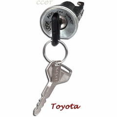 Ignition Key & Cylinder -  FJ60 - 8/80-8/87 - TOYOTA
