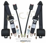 Jeep Seat Belt Set - Front - YJ - 1992 to 1995