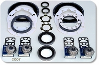 Knuckle Bearing Kit - Terrain Tamer - Front Axle - 3/69 to 9/'75