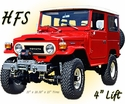 Lift Kit - Springs - HFS™