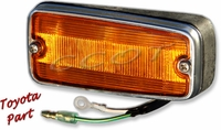 Light- Marker- Front - FJ40  Right Side (Pasngr) 10/69 - 12/74 - TOYOTA