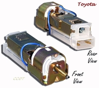 Light Pull Switch - 9/73 to  9/77 - TOYOTA -  No Return