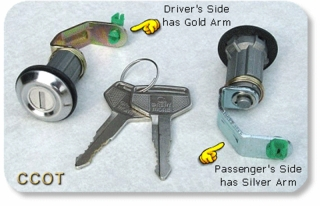 Lock & Key Set
