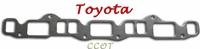 Manifold Gasket - 1ea - 1968 to 1974 - TOYOTA