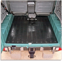 Mat - Cargo - Deck - Rear - FJ40