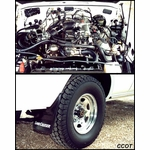 Motor and Tires, New