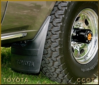 """Mud Flap, """"B"""", Front - Pass-Side~Toyota"""