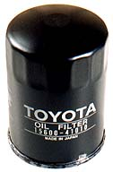 Oil Filter - 3/69-4/96 ~ TOYOTA