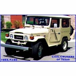 Pic / Info...1983 FJ-40, Top of the Line! by CCOT, Sold