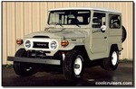 Pic / Info... '76 FJ-40 w / Factory PTO Winch, Sold