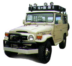 FJ40 Safari