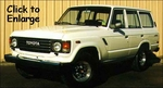 Pic / Info...FJ-60, 1985 with 72k Miles, Sold