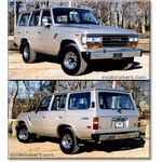 Pic / Info... FJ-62, 1989<BR>One Owner<BR>67,914 Orig. Miles<BR>Sold