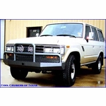 Pic / Info...FJ-62, 1989 Sold, Features New Custom Bumpers