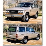 Pic / Info... FJ-62, 1989 w / 85k mi. One Owner, Sold