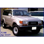 Pic / Info...FJ-80, One Owner and 79k miles, Sold