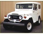 Pic / Info - FJ40 - 1966 Restored For Kevin Johnson (KJ) of the  Phoenix Suns