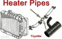 Pipe - Radiator - Heater