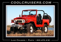Poster ~ Red FJ40