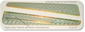 Running Board '72 to '78