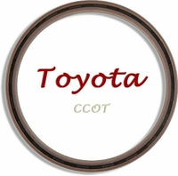 Seal - Rear Main - 3F -  8/87 to 8/92 - TOYOTA