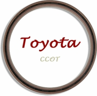 Seal - Rear Main -  '58 to 8/'87 - TOYOTA