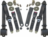 Seat Belts - Jeep - 82-95 Pair/Shoulder Harness