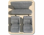 """Seat Covers - """"HFS"""" Series"""
