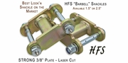 Shackles - HFS� - Barbell Shackles #1