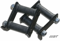 Shackles Kit -  Pair - Fits 40 Series - 58-7/80 - Aft Mrkt