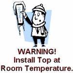 Softop Cold Weather Installation