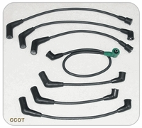 Spark Plug Wire & Coil Set ~ 8/'80 to 8/'87 ~ TOYOTA
