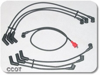 Spark Plug Wire & Coil Set ~ 9/'77 to 8/'80 ~  TOYOTA
