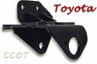 Spring Perch Bracket -  Rear - 58-7/80 -  TOYOTA