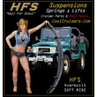 Springs HFS™ FJ40/60/62