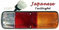 Taillight -  FJ40 - Passengers - Japan -  9/73-1/'79 - w/Butt Splicers - Aft Mrkt