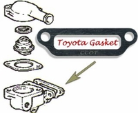 Thermostat Housing to Head Gasket - '69 - 1/'79 - TOYOTA