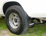 Tires ~ Michelins ~ New Spring ~ Lift Shackles