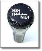Transfer Case Shift Knob - 1ea -  9/73- 7/80 - TOYOTA