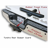 Tundra Receiver Bumper Guard