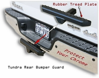 Tundra Receiver / Hitch Bumper Guard by HFS™