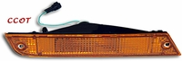 Turn Signal Assembly ~ Amber Lamp ~ FJ62 Front Passngr  ~ TOYOTA